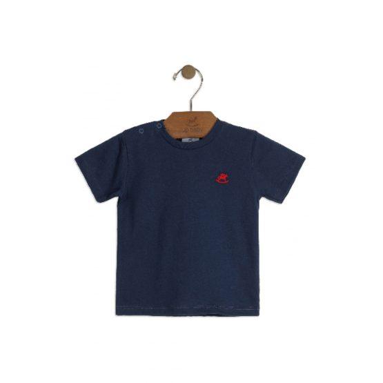 Camiseta manga curta – cores diversas