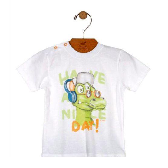Camiseta manga curta – Dragão