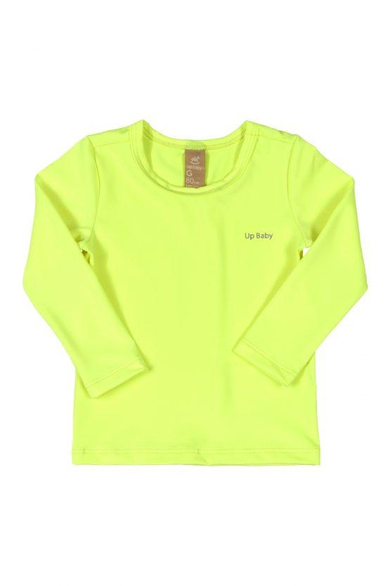 Camiseta manga longa UV – Up Baby
