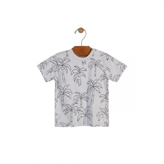 Camiseta manga curta – Coqueiro
