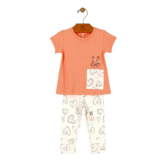 Conjunto blusa e legging – Coelha