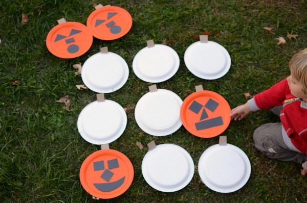 jogo da memória halloween infantil