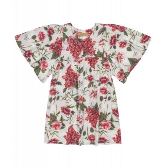 Vestido estampa digital – Flores