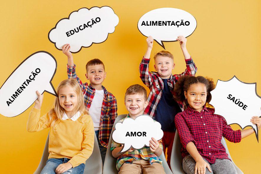 crianças e seus direitos