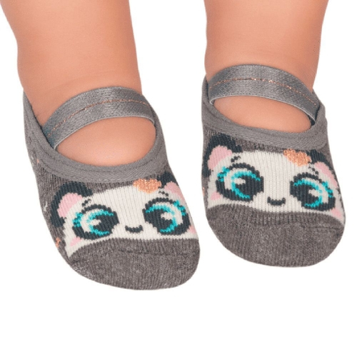 Sapatilha Panda Cinza