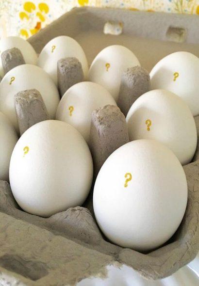 ovos surpresa
