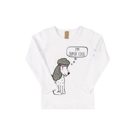 Blusa manga longa – Poodle