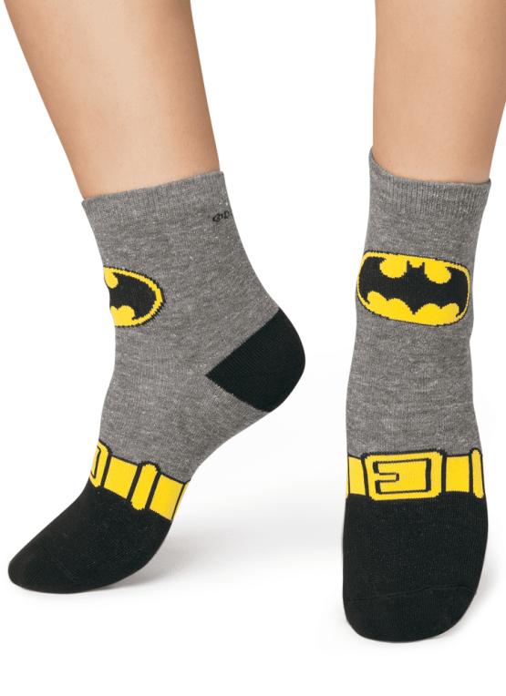 Meia Soquete Batman Teen
