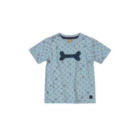 Camiseta manga curta – Osso