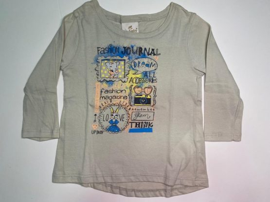 Camiseta manga longa – Fashion Jornal