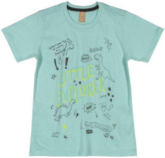Camiseta manga curta – Dinossauro Baby
