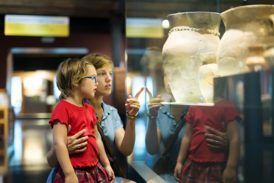 importância da arte no museu